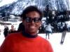 Skieur à Courchevel, 1963