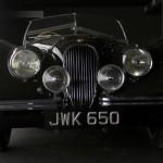 Jaguar XK120 Roadster, 1950-1