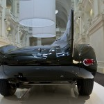 Jaguar XKD, 1955-3