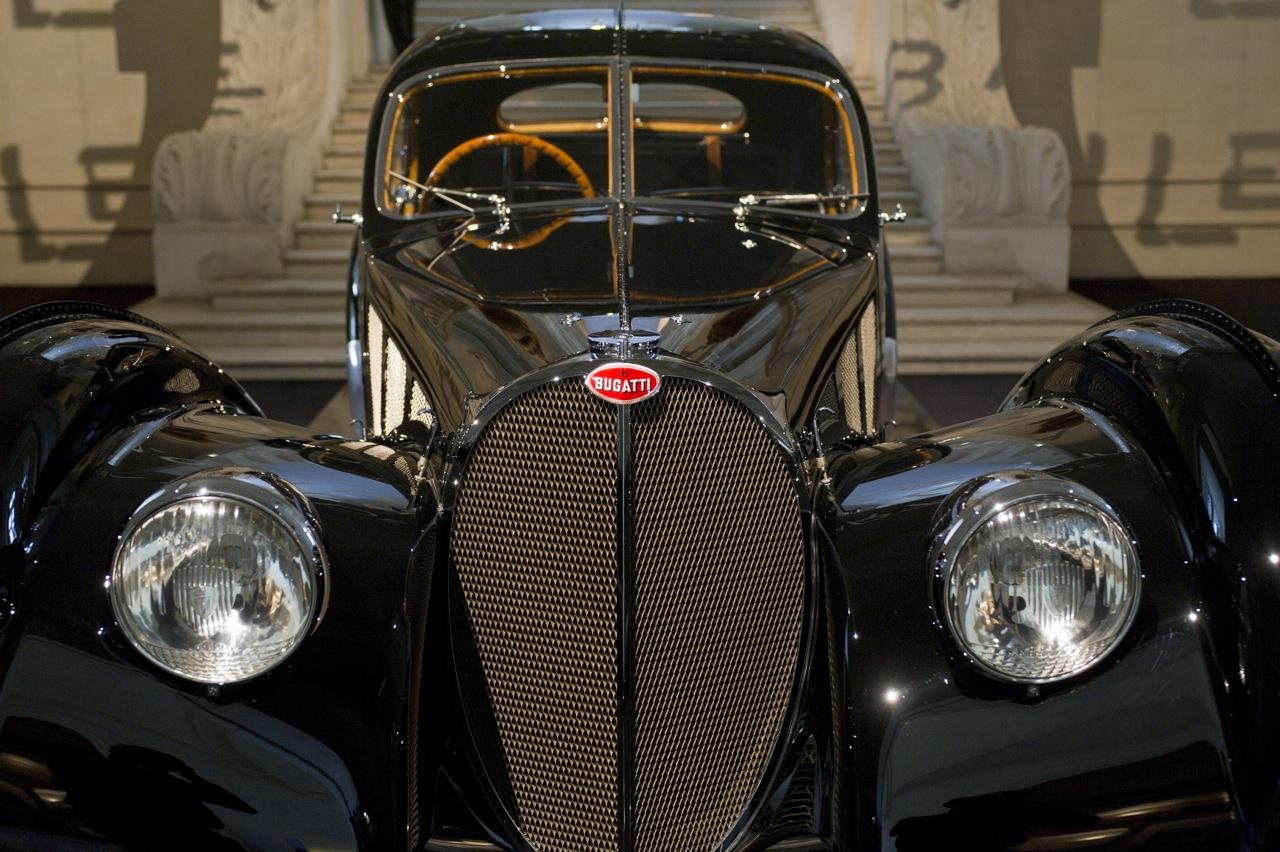 Bugatti 57 S(C) Atlantic, 1938-1