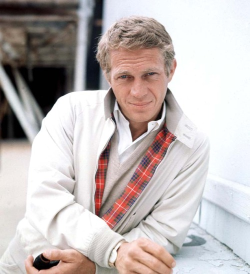 STEVE MCQUEEN - 1972