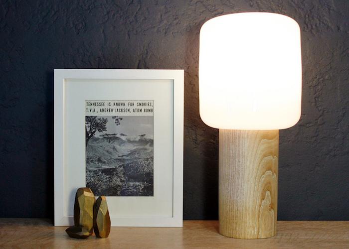 DAMM little boy lamp American Design Club copy