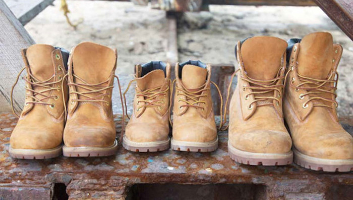 Timberland 40 ans d'histoire